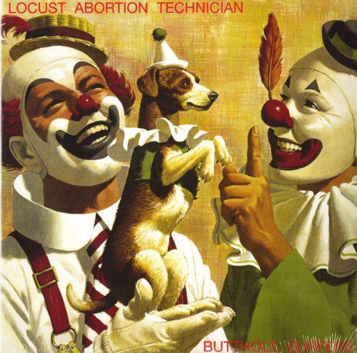 Butthole Surfers - Locust Abortion Technician - Vinyl, LP, Reissue, Latino Bugger Veil