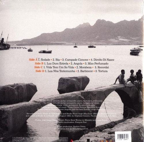 Cesária Évora - Miss Perfumado - White, Double Vinyl, LP, Lusafrica, 2020