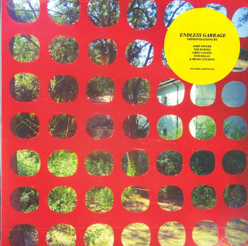 John Dwyer, Ted Byrnes, Greg Coates, Tomas Dolas, Brad Caulkins - Endless Garbage - Vinyl, LP, Castleface, 2021