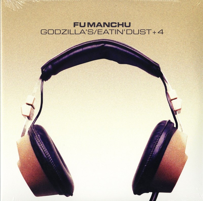 Fu Manchu - Godzilla's / Eatin Dust + 4 - 2XLP, Color Vinyl, At The Dojo, 2020