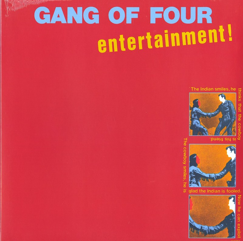 Gang Of Four - Entertainment - Vinyl, LP, Remastered, Matador, 2021