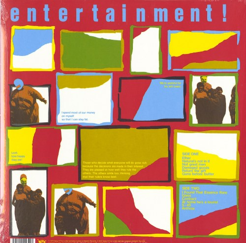 Gang Of Four - Entertainment - Vinyl, LP, Remastered, Matador, 2021