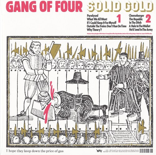 Gang Of Four - Solid Gold - Vinyl, LP, Remastered, Matador, 2021