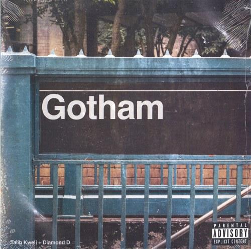Gotham - Talib Kweli & Diamond D - Vinyl, LP, Dymond Mine Records, 2021