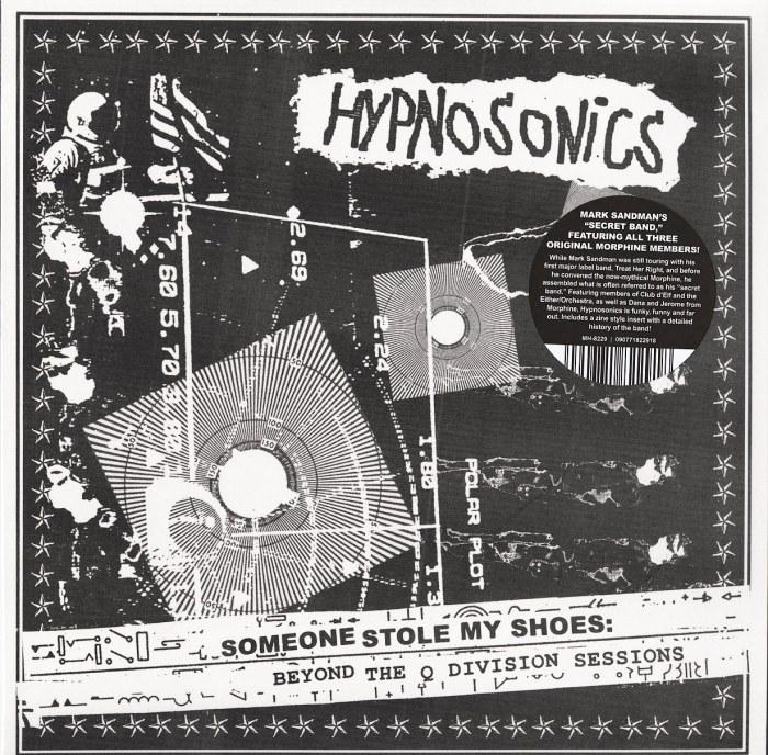 Hypnosonics - Someone Stole My Shoes - Vinyl, LP, Morphine, Modern Harmonic, 2021