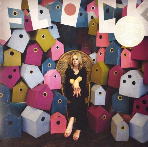 Jane Weaver - Flock - Limited Edition, Cream, Colored Vinyl, LP, Fire Records, 2021