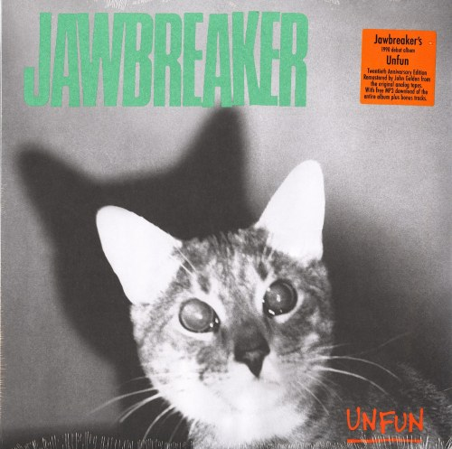 Jawbreaker - Unfun - 20th Anniversary Edition, Vinyl, LP, Blackball Records, 2010