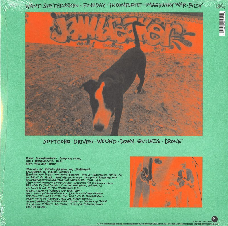 Jawbreaker - Unfun - 20th Anniversary Edition, Vinyl, LP, Blackball Records, 2010