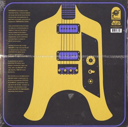 King Gizzard and The Lizard Wizard - Flying Microtonal Banana - Yellow Vinyl, LP, ATO, 2021