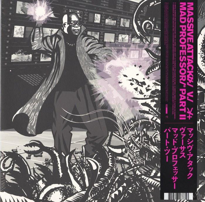 Massive Attack V. Mad Professor Part II - Mezzanine Remix Tapes 98 - Ltd Ed, Pink Vinyl, LP, UMC, 2021