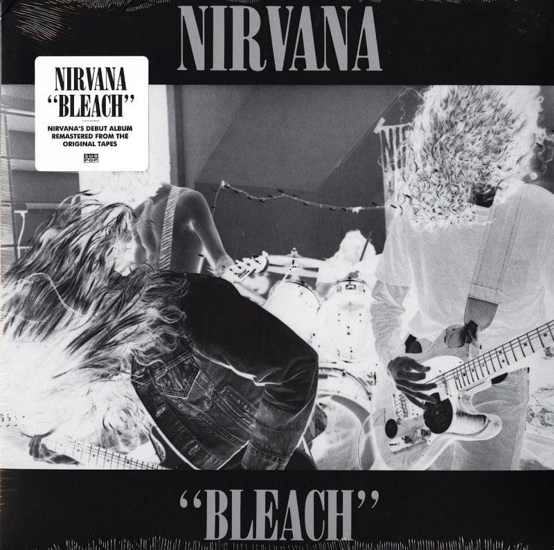Nirvana - Bleach - 180 Gram Vinyl, LP, Remastered, Sub Pop, 2015