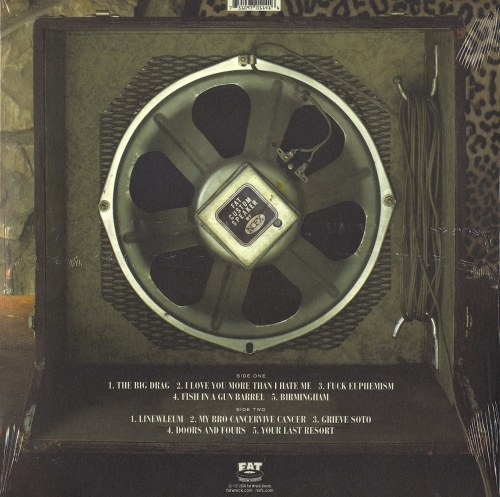 NOFX - Single Album - Vinyl, LP, Fat Wreck Chords, 2021