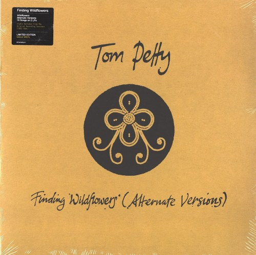 Tom Petty - Finding Wildflowers (Alternate Versions) - Gold, Double Vinyl, LP, Warner Records, 2021