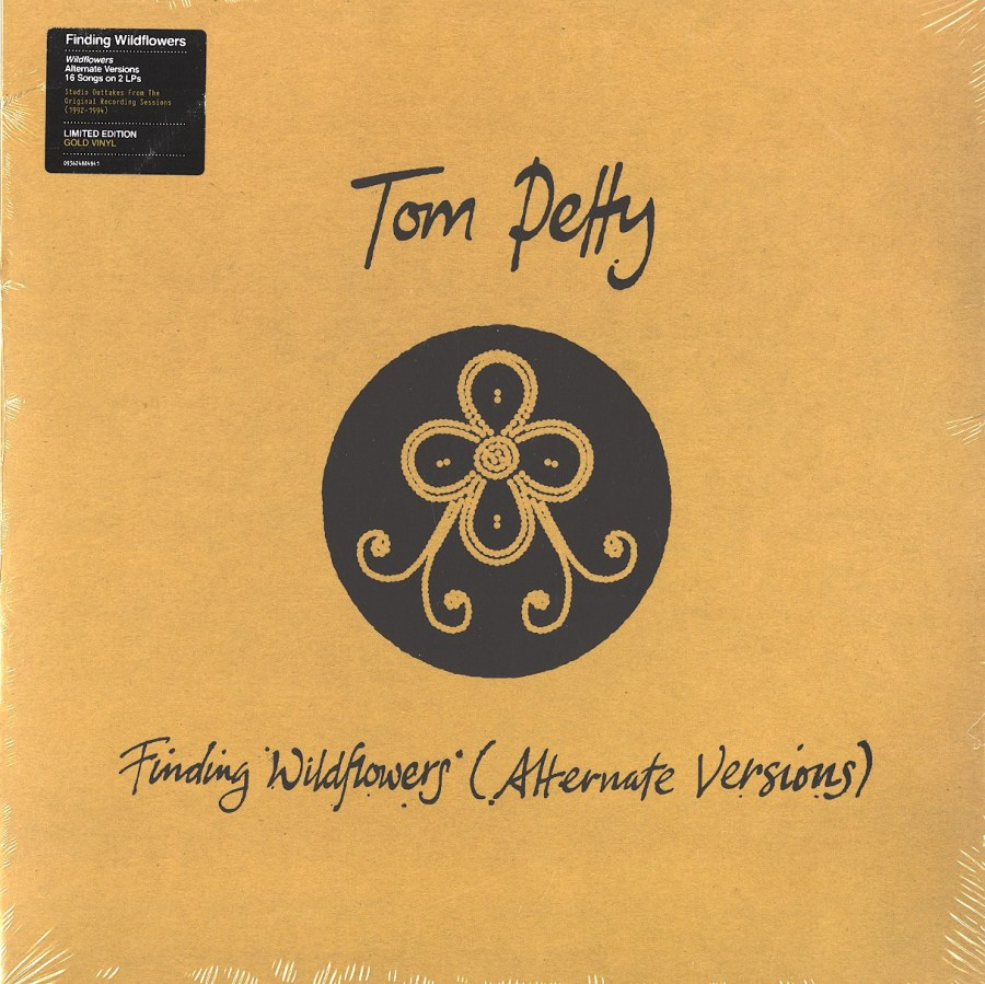 Tom Petty - Finding Wildflowers (Alternate Versions) - Gold, Double Vinyl, LP, Warner Records, 2021