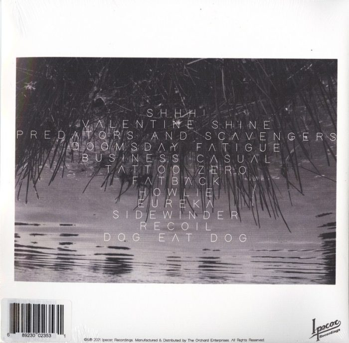 Tomahawk - Tonic Immobility - Limited Edition, Coke-Bottle Clear Vinyl, Ipecac, 2021
