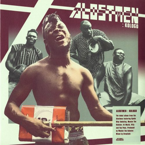 Alostmen - Kologo - Vinyl, LP, Strut Records, 2021