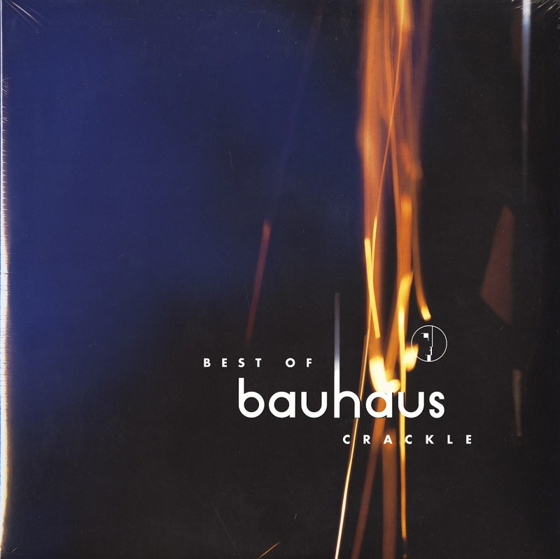 Bauhaus - Crackle: Best of Bauhaus - Double Vinyl, LP, Beggars Banquet US, 2011