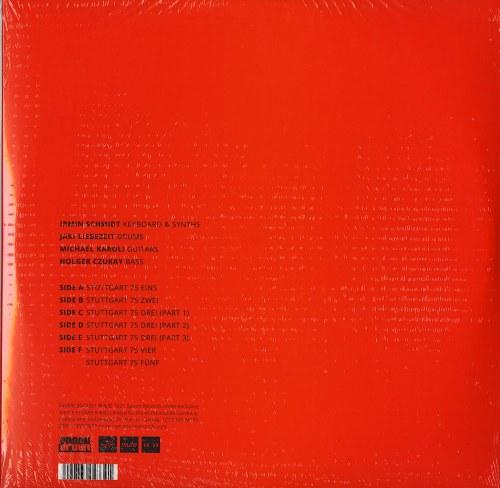 Can - Live In Stuttgart 1975 - Limited Edition, 3XLP, Orange Vinyl, Mute, 2021