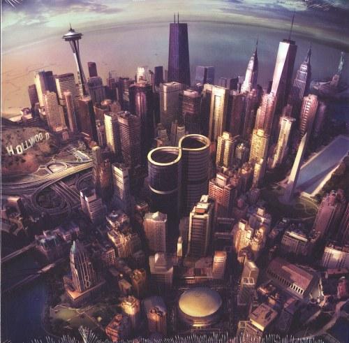 Foo Fighters - Sonic Highways - 180 Gram, Vinyl, LP, RCA, 2014