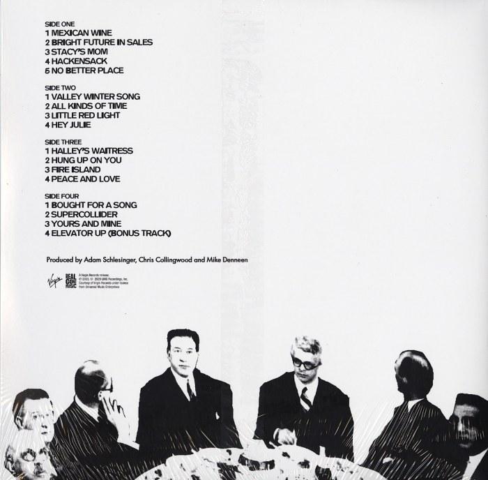 2XLP, Red Vinyl, Real Gone Music, 2021
