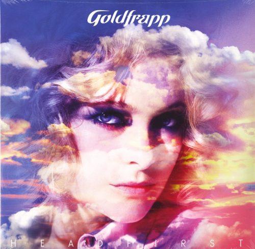 Goldfrapp - Head First - Indie Exclusive, Vinyl, LP, Reissue, Mute, 2010