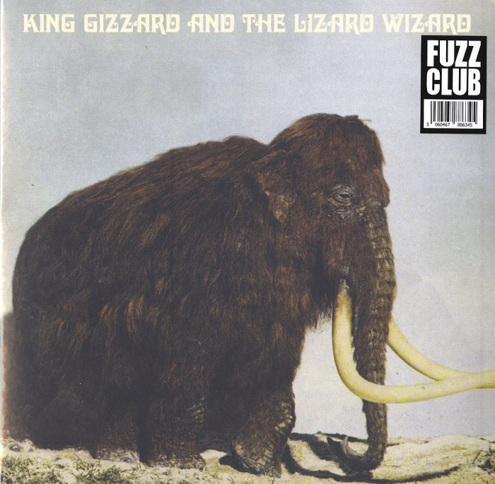 King Gizzard and The Lizard Wizard - Polygondwanaland - 2xLP, Color Vinyl, LP, Fuzz Club, 2021