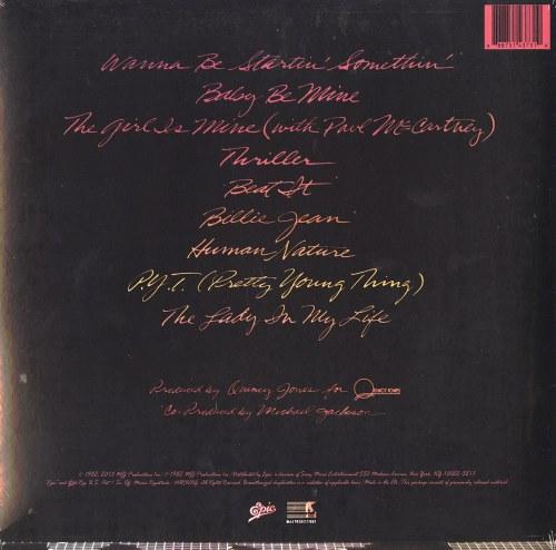 Michael Jackson - Thriller - Vinyl, LP, Reissue, Gatefold Jacket, Epic, 2016
