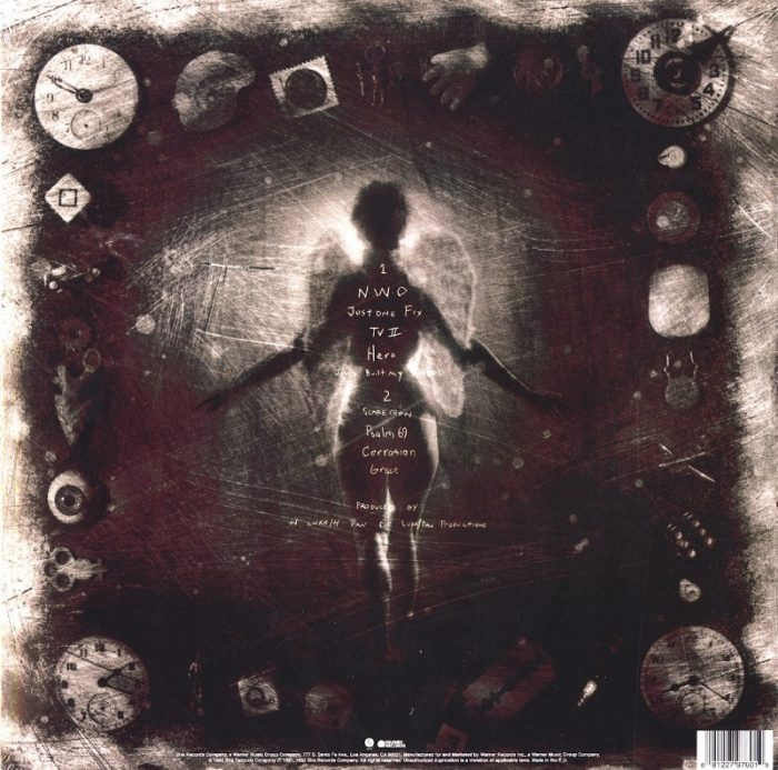Ministry - ΚΕΦΑΛΗΞΘ (Psalm 69) - 180 Gram, Vinyl, LP, Reissue, Rhino, 2011