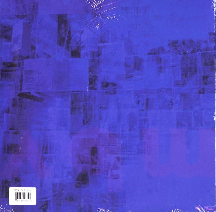 My Bloody Valentine - m b v - Deluxe Edition, Double Vinyl, Domino, 2021