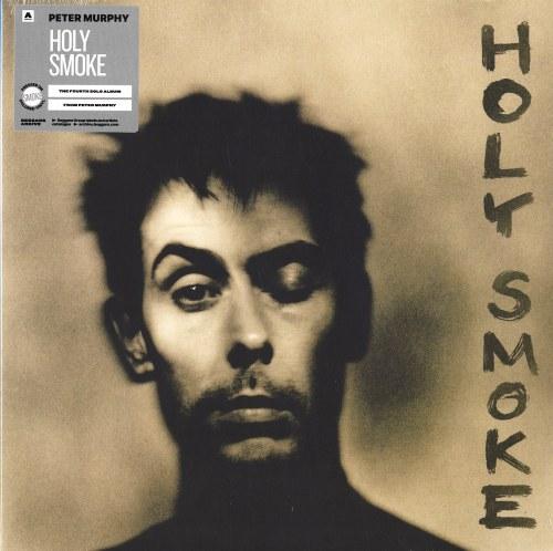 Peter Murphy - Holy Smoke - Smoke Colored Vinyl, LP, Reissue, Beggars, 2021
