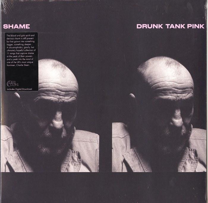 Shame - Drunk Tank Pink - Vinyl, LP, Dead Oceans, 2021