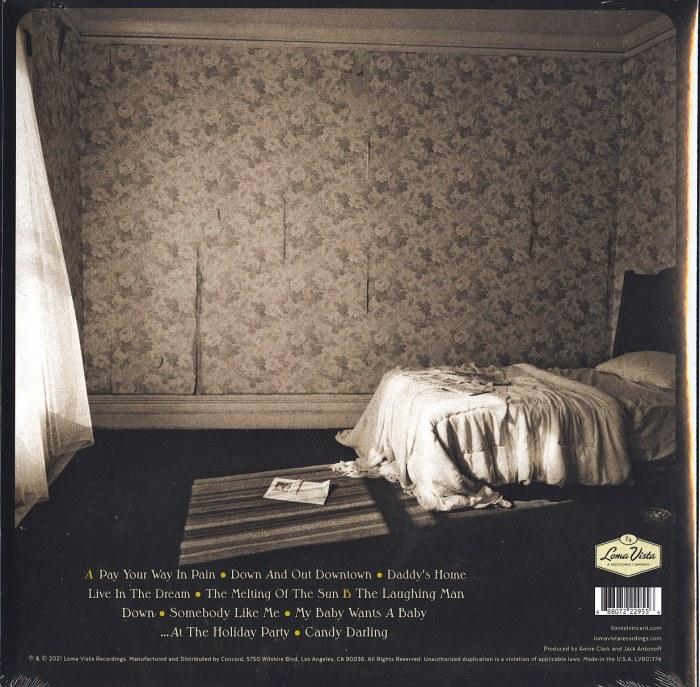 St. Vincent - Daddy's Home - Vinyl, LP, Gatefold Jacket, Loma Vista, 2021