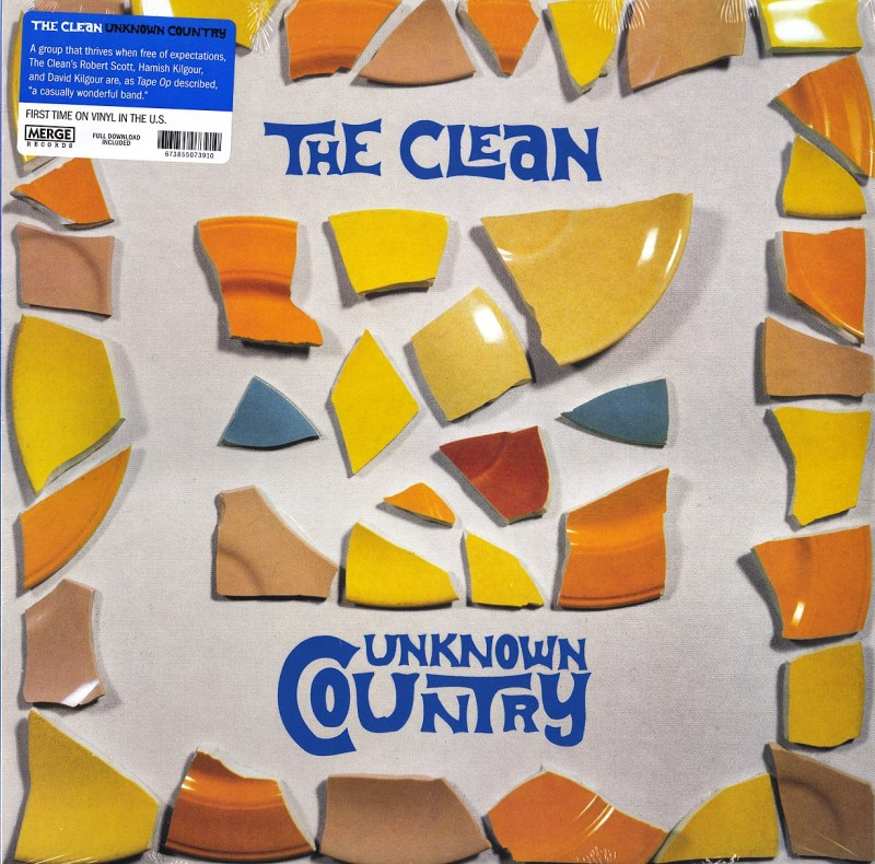 The Clean - Unknown Country - Vinyl, LP, Merge Records, 2021