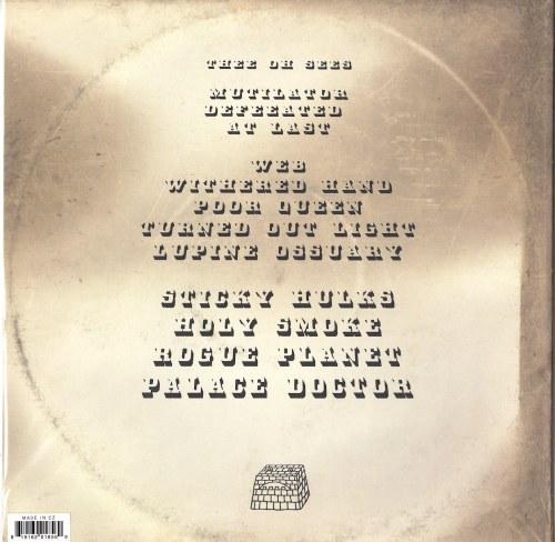 Transparent Green Vinyl, LP, Castleface, 2021