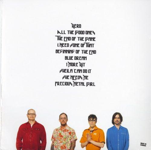 Weezer - Van Weezer - Limited Edition, Neon Pink, Vinyl, LP, Atlantic, 2021
