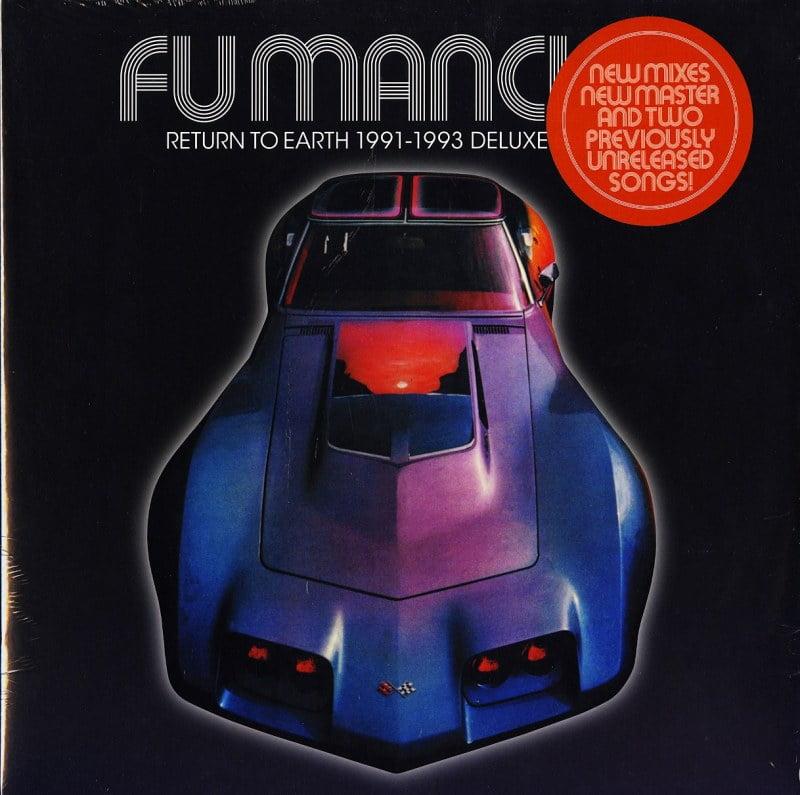 Fu Manchu - Return To Earth - Limited Edition, Purple Vinyl, LP, At The Dojo, 2021