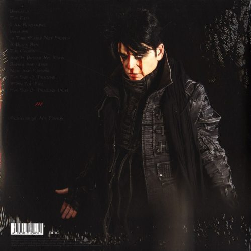 Gary Numan - Intruder - Limited Edition, Deluxe, Red, Double Vinyl, BMG, 2021