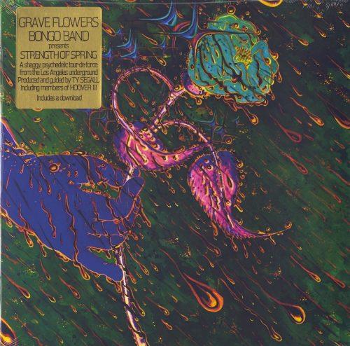Grave Flowers Bongo Band - Strength Of Spring - Vinyl, LP, Castleface, 2021