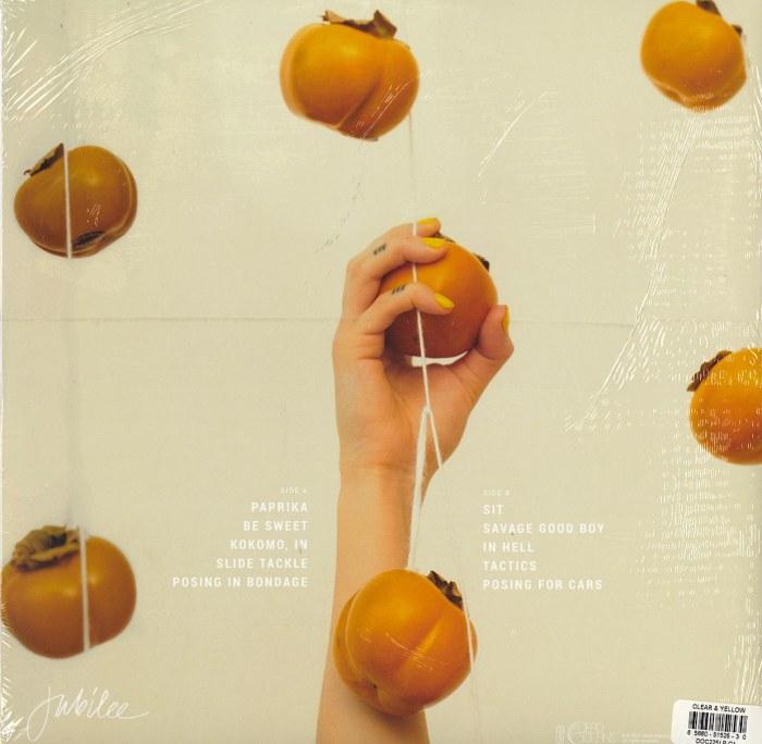 Japanese Breakfast - Jubilee - Limited Edition, Clear Yellow Swirl, Vinyl, LP, Dead Oceans, 2021