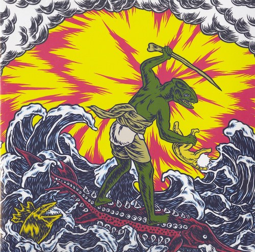 """King Gizzard and the Lizard Wizard - Teenage Gizzard - Vinyl, LP, bonus 7"""", We Are Busy Bodies, 2021"""