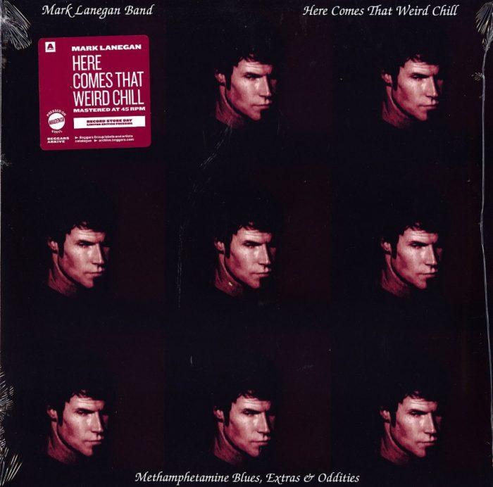 Mark Lanegan - Here Comes That Weird Chill - Ltd Ed, Pink Vinyl, LP, Beggars Banquet, 2021