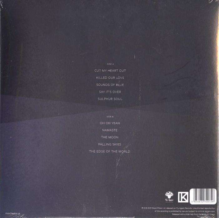 Morcheeba - Blackest Blue - Limited Edition, Blue Vinyl, LP, Fly Agaric Records, 2021