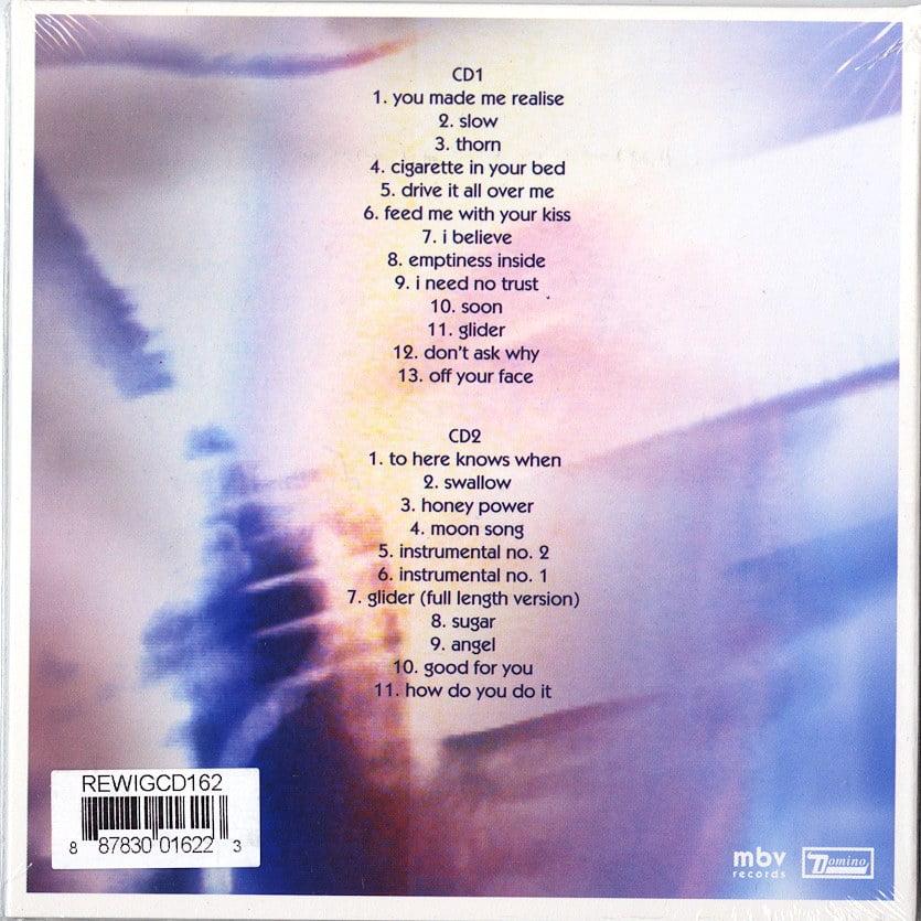 My Bloody Valentine - EP's 1988-1991 & Rare Tracks [Remastered] [Import], CD, Domino Records Uk, 2021