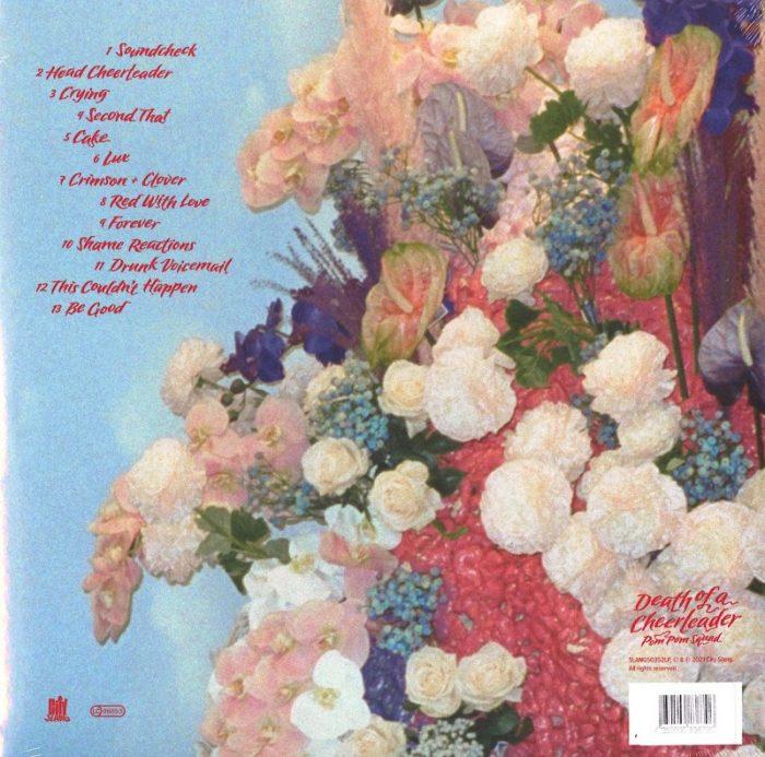 Pom Pom Squad - Death of a Cheerleader - Limited Edition, Red Vinyl, LP, City Slang, 2021