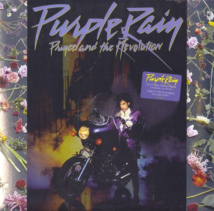 Prince - Purple Rain - Limited Edition, 180 Gram, Vinyl, LP, Remastered, Warner Records, 2017