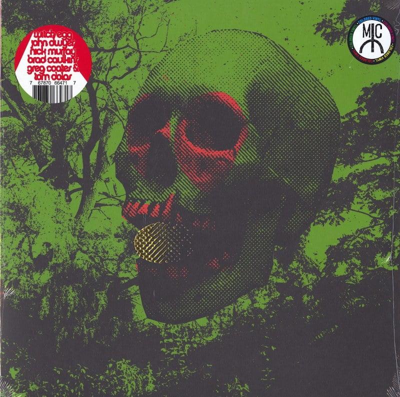 John Dwyer, Nick Murray, Brad Caulkins, Tom Dolas, Greg Coates - Witch Egg - Clear/White Vinyl, LP, Rock Is Hell, 2021