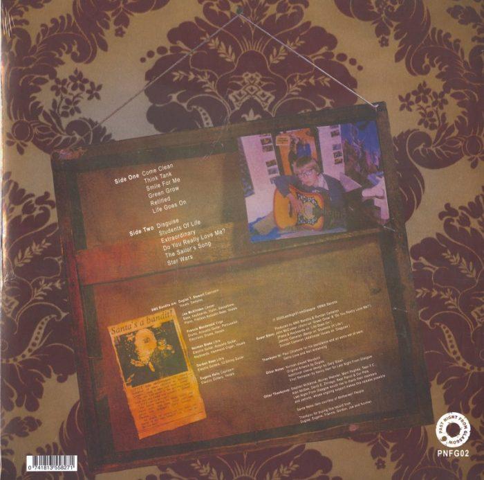 BMX Bandits - Star Wars - Limited Edition, 30th Anniversary, Color Vinyl, LP, Last Night Glasgow, 2021