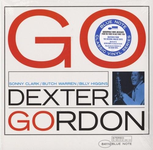 Dexter Gordon - Go! - Limited Edition, 180 Gram, Vinyl, LP, Reissue, Blue Note, 2021