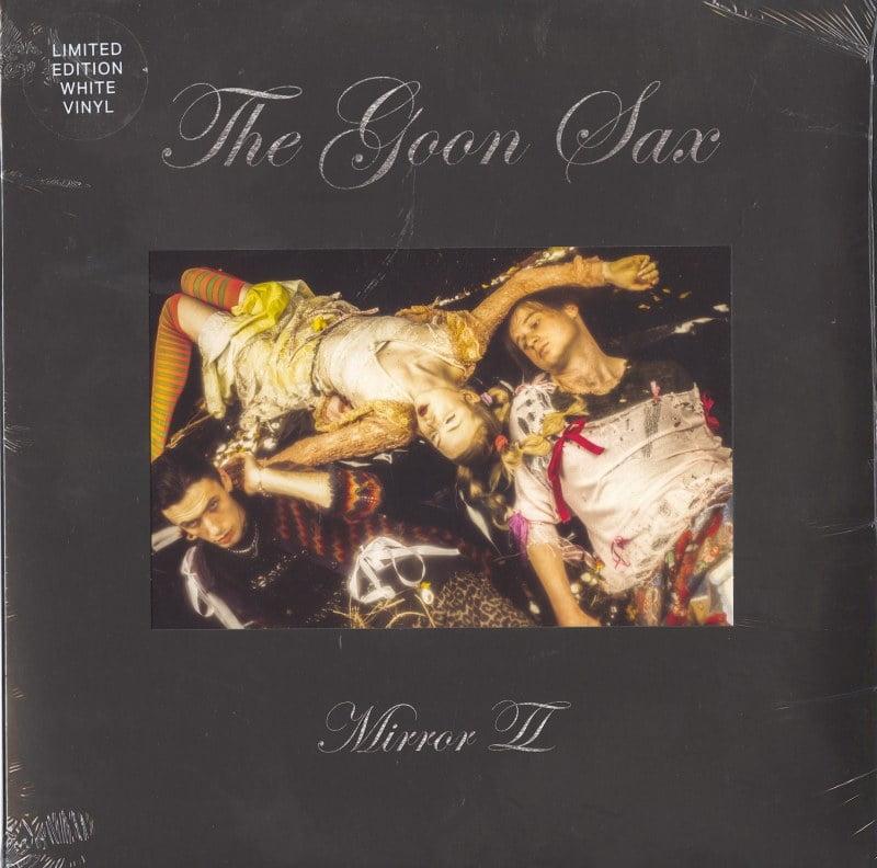 The Goon Sax - Mirror II - Limited Edition, White Vinyl, LP, Matador Records, 2021