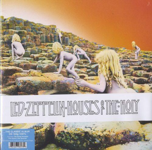 Led Zeppelin - Houses Of The Holy - 180 Gram, Vinyl, LP, Remastered, Atlantic, 2014